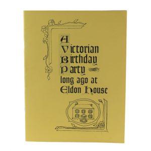 Victorian Birthday Party