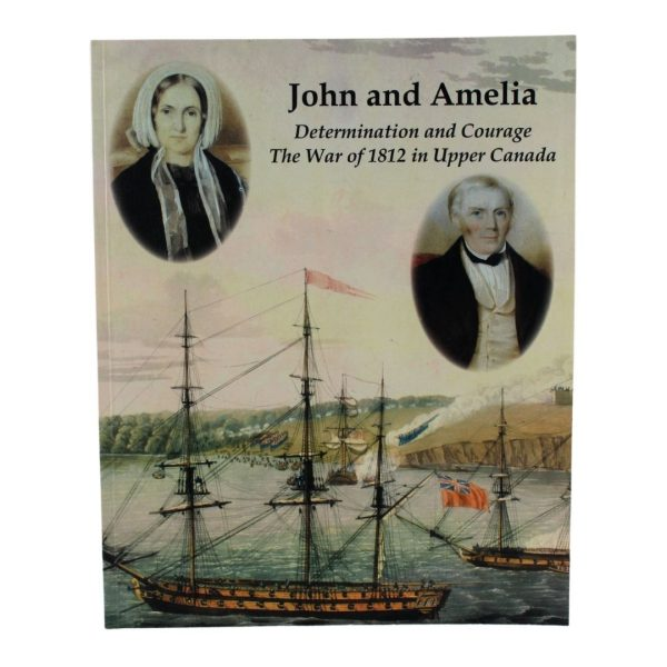 John and Amelia Determination and Courage