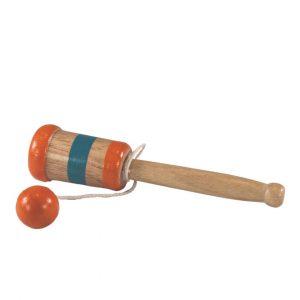 Wooden Catch Ball