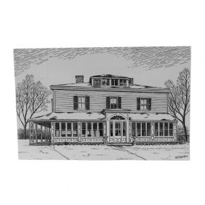 Eldon House Postcard