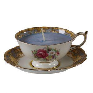 Vanilla Cookie Teacup Candle