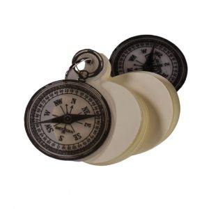 Compass Notepad