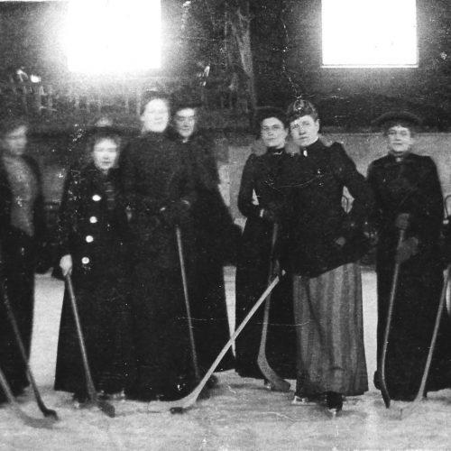 London Ladies Hockey Team